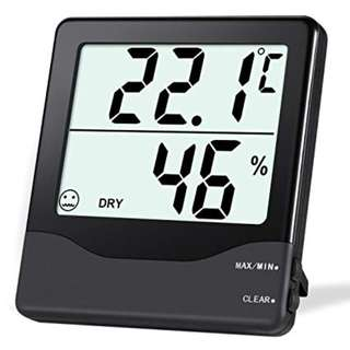 394 Digital Hygrometer Thermometer