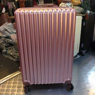 28' Pink Luggage