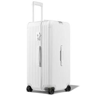 "RIMOWA ESSENTIAL Trunk 29"" 832.75.66.4 White Gloss 純白色HKD6800🤩"