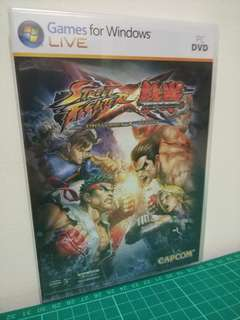 New Street Fighter vs Takken Capcom