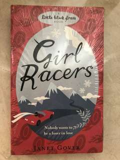 Novel a little black dress book Girl Racers