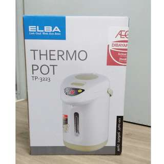Elba Thermo Pot - TP 3223