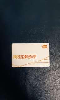 Singapore Banapassport