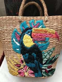 Aranaz Woven Bag