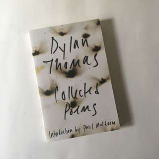 🚚 dylan thomas collected poems