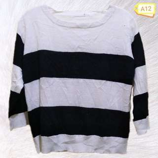 Stripes Fashion Sweater #2
