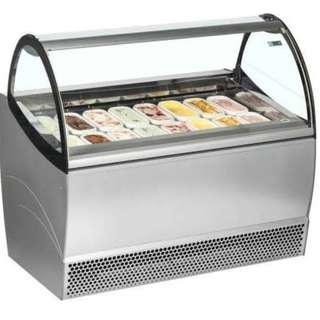 Ice Cream Display  ISA Millennium 16SP
