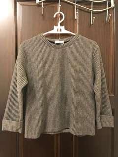 🚚 出清衣服 七分袖毛衣