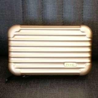 行李箱造型收納盒