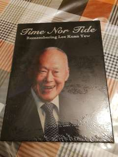 🚚 Time Nor Tide Remembering Lee Kuan Yew (3-part DVD)