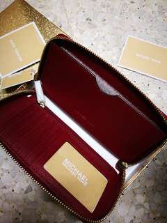 Michael Kors Cherry Phone Case Wallet