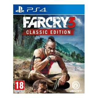 PS4 Far Cry 3 [Classic Edition]