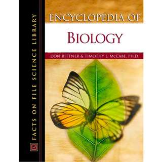 Encyclopedia of Biology (Science Encyclopedia) (417 Page Mega eBook)