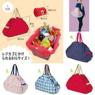 🇯🇵️日本Shupatto折疊式萬用購物袋  Japan Shupatto folding universal shopping bag