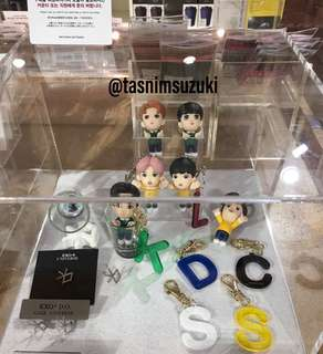 OFFICIAL SMTOWN SUM MERCHANDISE