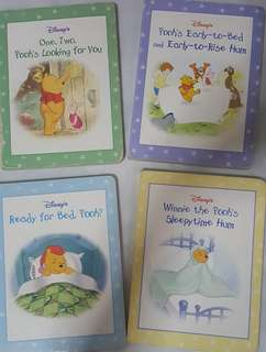 Winnie the Pooh Story Books
