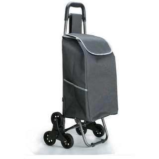 Stair Climbing Rolling Folding Shopping  Laundry trolley
