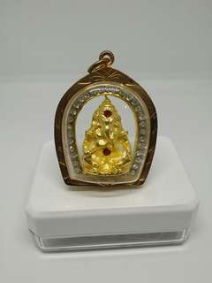 Phra Pikanet / Ganesha Amulet