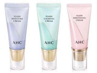 🚚 AHC 升級新版五合一素顏霜/三色