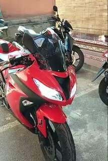 kawasaki ninja 250cc thn 2014