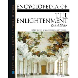 Encyclopedia Of The Enlightenment (Facts on File Library of World History) (689 Page Mega eBook)