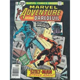 Marvel Adventure #5 (Featuring Daredevil)