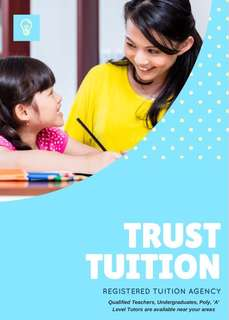Tuition for All levels