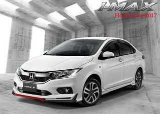 I-Max City Bodykit
