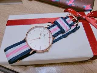 DW女錶 全新未戴過