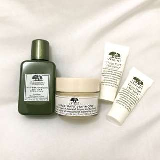 Origins Skin Care Sample Bundle