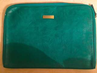 Turquoise Laptop Bag