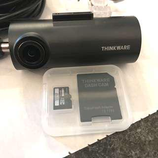 Best budget Car cam - Thinkware F50 just 2 days old!