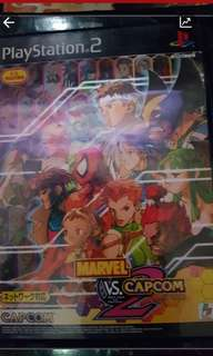 Marvel vs capcom 2 ntsc j