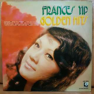 Frances Yip Golden Hits Vinyl Record