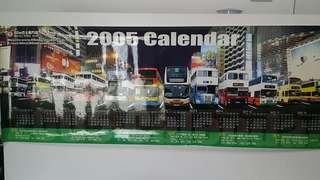 巴士poster 2005