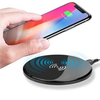 Slim Wireless Charger for Samsung and Iphone
