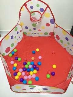 Ball Pit (play mat)
