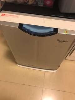 Whirlpool ionizer 70% new