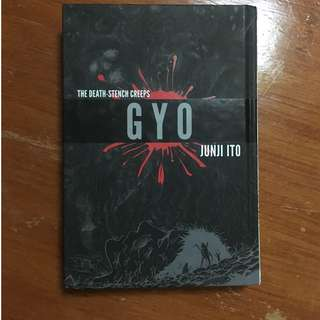 Gyo: Complete Deluxe Edition by Junji Ito