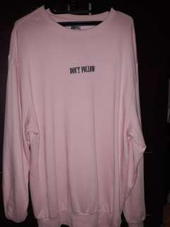 Sweater Pink Soft H&M
