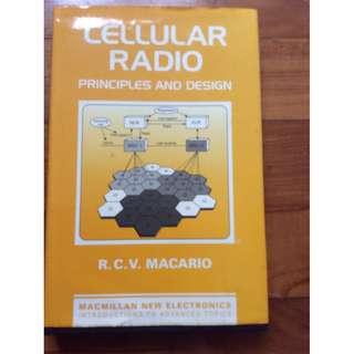 Cellular Radio by R C V MaCario
