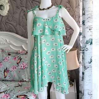 Mint green Sundress
