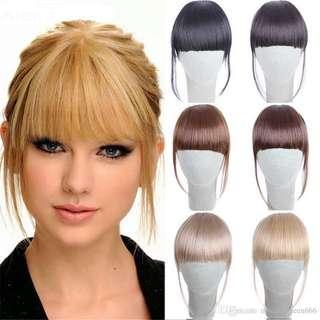 Human Hair Wigs (Light Brown)