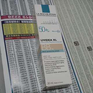 $150 全新法國 La Roche-Posay Uvidea XL BB 02 30ml Anti-UV Anti-Fine Particles 50+ spf PA++++UVA  Cream Creme LaRochePosay La RochePosay
