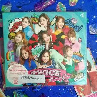 Twice Candy Pop Album A Ver