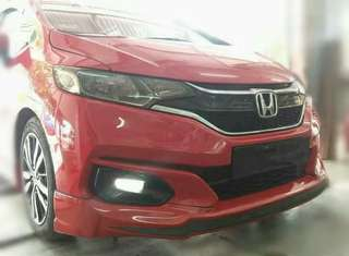MUGEN RS new jazz bodykits