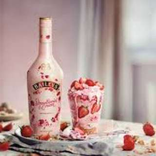 Baileys LIMITED EDITIION: 草莓忌廉限量版 (Strawberries and Cream)