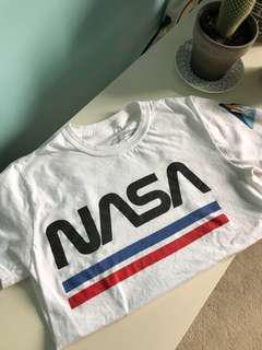 NASA graphic tee