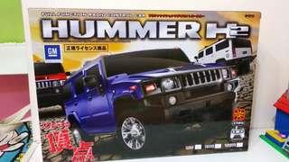 悍馬 Hummer H2 兒童遙控車(紅色)