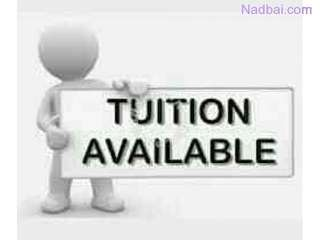 Tuition Service availabmr